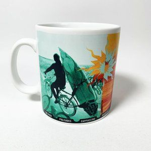 Starbucks Santa Monica Pier Jumbo 20 Oz Coffee Mug